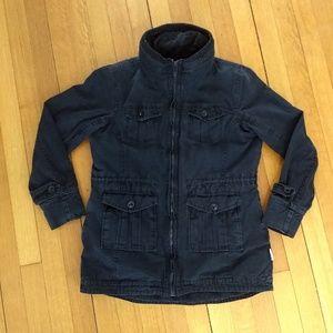 Burton Military Surplus Black Warm Jacket